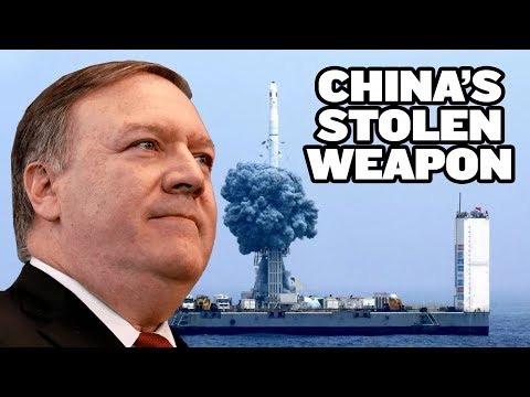 China Stole US Military Secrets Now Threat: Mike Pompeo  China Uncensored