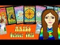 ARIES OCTOBER 2018 Mending Fences -Tarot psychic reading forecast predictions