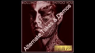 """The Rolling Stones - """"Hang Fire"""" (Tattoo You Alternate Takes & Demos - track 02)"""