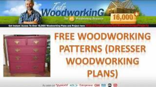 Free Woodshop Plans & Free Woodworking Project Ideas