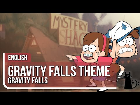 """Gravity Falls Theme"" Original Lyrics by Lizz Robinett"