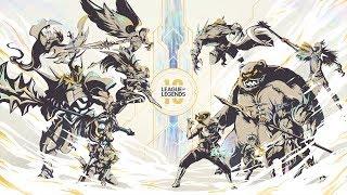 League of Legends 10. Yıl Kutlaması 🎉 Türkiye Özel