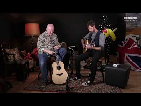 Taylor Gitarren Im Vergleich: Grand Pacific 717e & Martin D-28