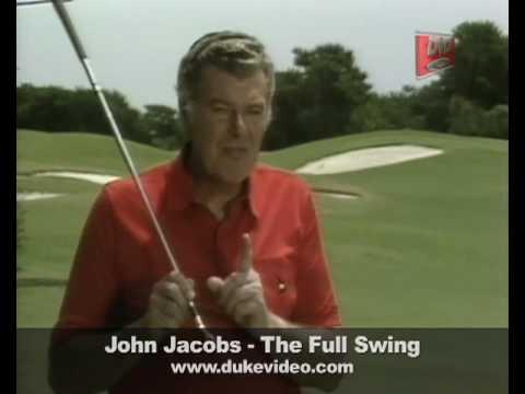 John Jacobs - The Full Swing
