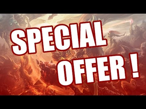 League of Legends : Special Offer