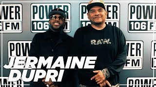"Jermaine Dupri on ""The Rap Game"", The 2019 Superbowl, Working w/ Jay-Z & More"
