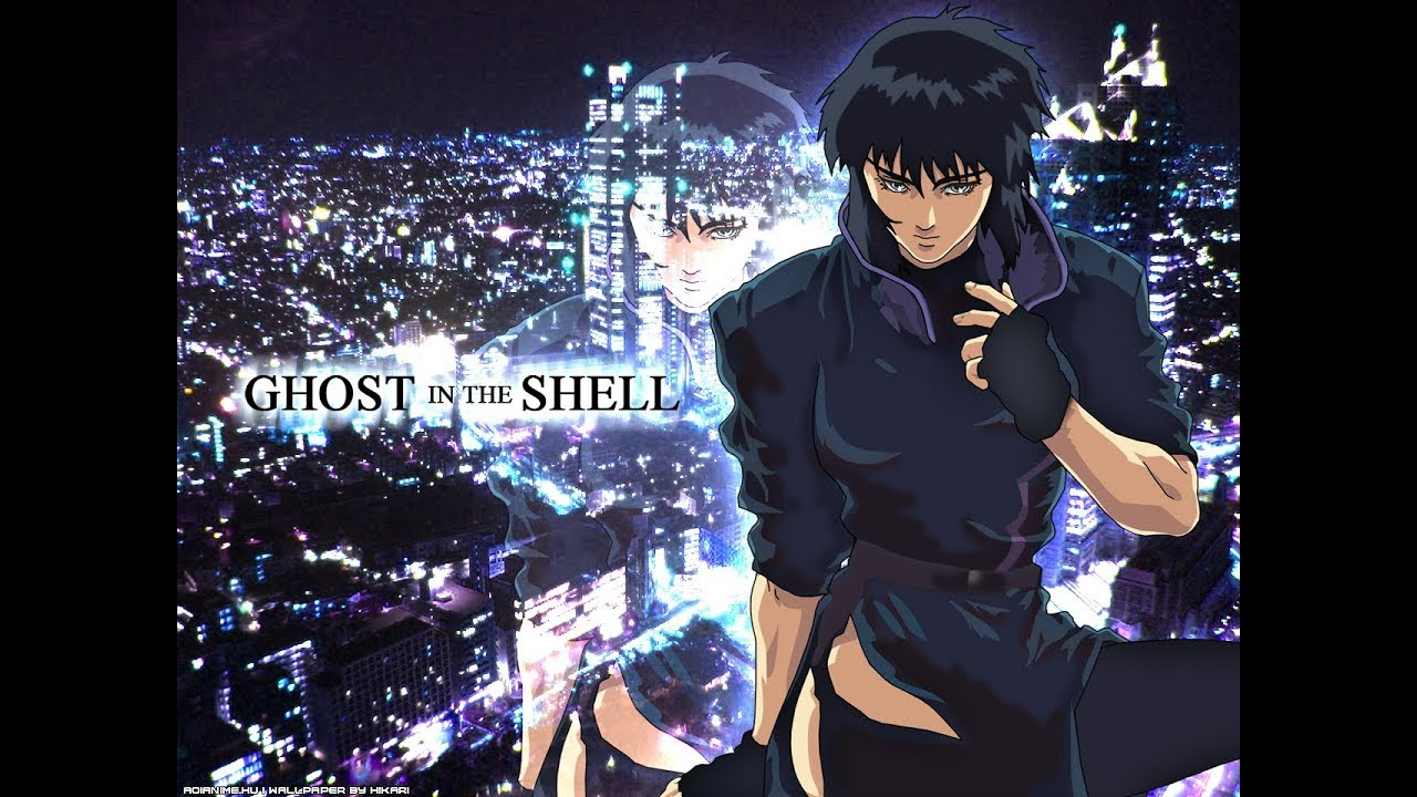 Ost Creditos Finales Anime Ghost In The Shell 1995 Extendido