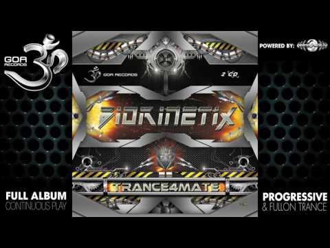 Biokinetix - Trans4mate (goarec028 / Goa Records) ::[Full Album / HD]::
