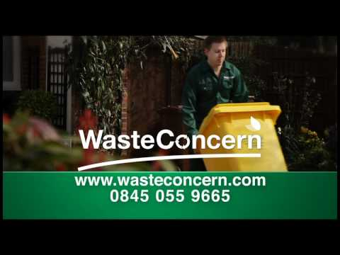 Waste Concern TV Advertisement - April 2011