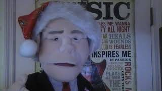 President George W. Bush Is Making Christmas Brownies!!