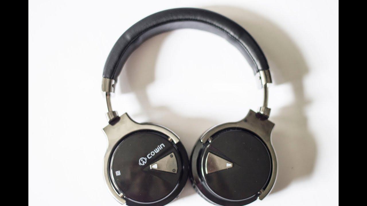 Cowin E7 Bluetooth Headphones Review