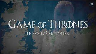 Game of Thrones : les six premières saisons résumées en 7 minutes