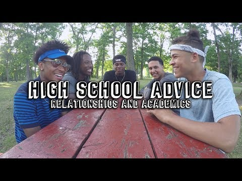 HIGH SCHOOL ADVICE (Relationships & Academics) | The Spiel Show (Ep. 7)