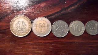 Турецкие деньги (турецкая лира)