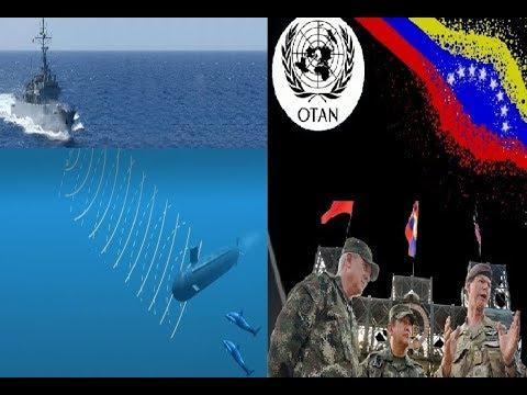 ¿Podrían estar utilizando el ARA San Juan Para MILITARIZAR América del Sur contra Venezuela?