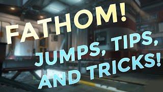 Halo 5 Fathom Skill Jump Tutorial