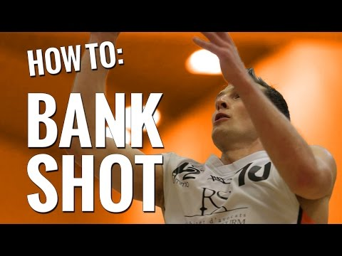 How To Shoot A Bank Shot In Basketball Perfectly   Basketball Shooting Tutorial