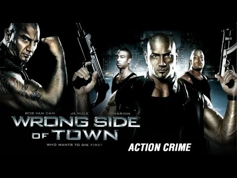 Wrong Side of Town English Full Movie  Dave Bautista  Lara Grice  Hollywood Full Action Movies
