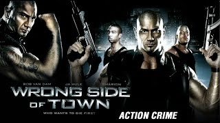 Wrong Side of Town English Full Movie | Dave Bautista | Lara Grice | Hollywood Full Action Movies