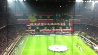 Champions League Anthem AC Milan - FC Barcelona 2012