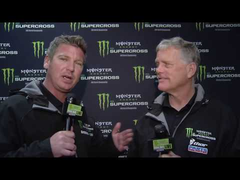 2017 - Race Day LIVE - San Diego - Official Post Race Show