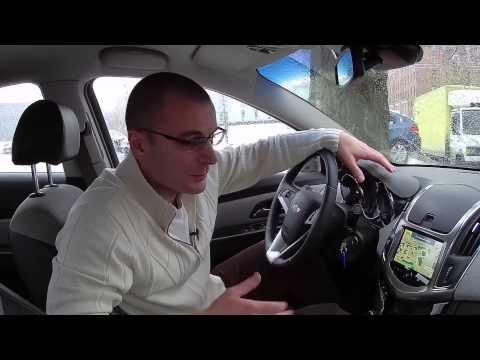 Штатная навигация в Chevrolet: это возможно