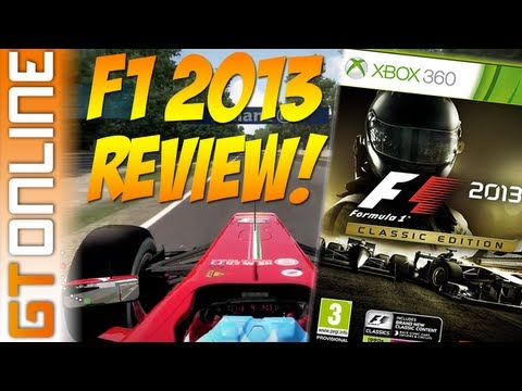 : F1 2013 Game  Classic & Standard Edition