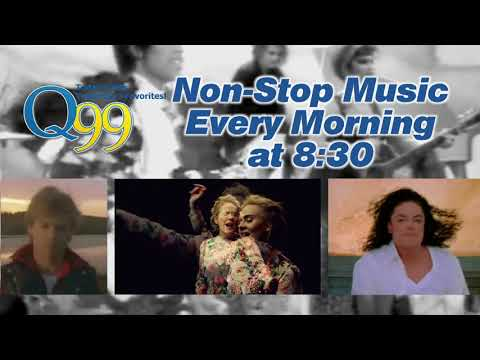 Q99 • Today's Hits & Yesterday's Favorites! - :30