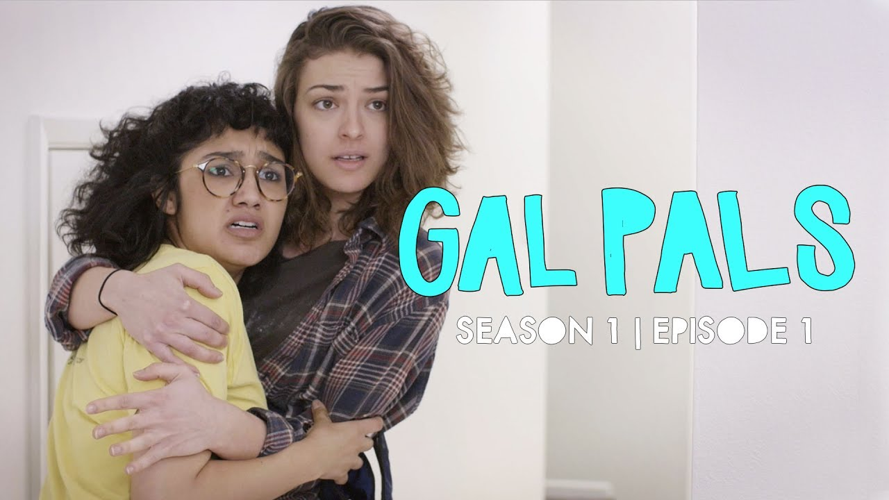 "Gal Pals - Season 1 Episode 1 ""Swipe Right on Jeff Goldblum"""