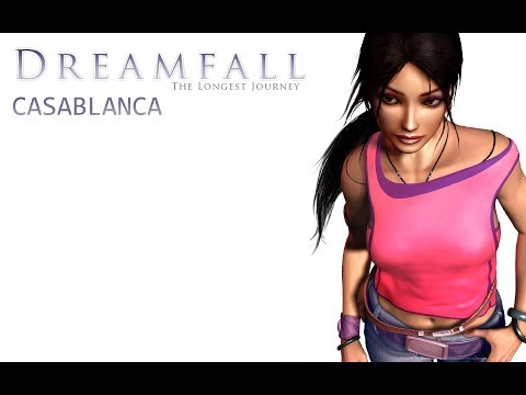 Dreamfall the Longest Journey [1] (An Endless Dream) |