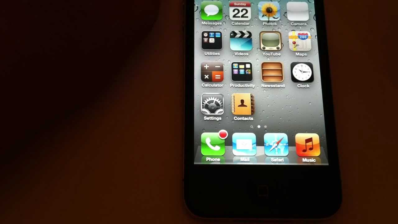 how to fix iphone 4s wifi