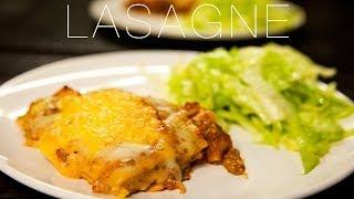 Bechamel Lasagne by Hatice Schmidt