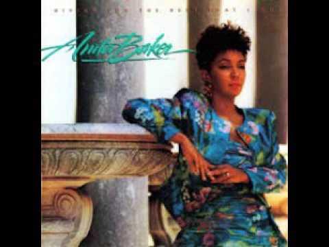 Anita Baker - Giving you the best that I got (full album)