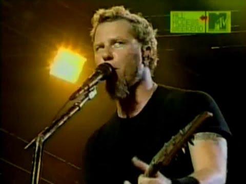 Metallica  MTV All Access  Summer Sanitarium Tour 2000 TV Special