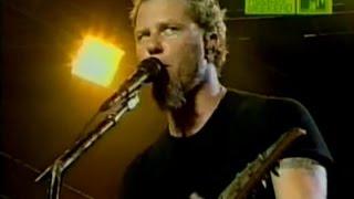 Metallica - MTV All Access - Summer Sanitarium Tour (2000) [TV Special]