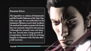 Yakuza 4 Install