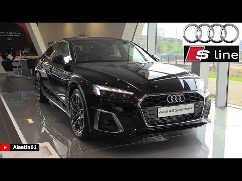 2020/2021 Audi A5 Sportback S Line NEW FULL REVIEW Interior Exterior DETAILS Walkaround