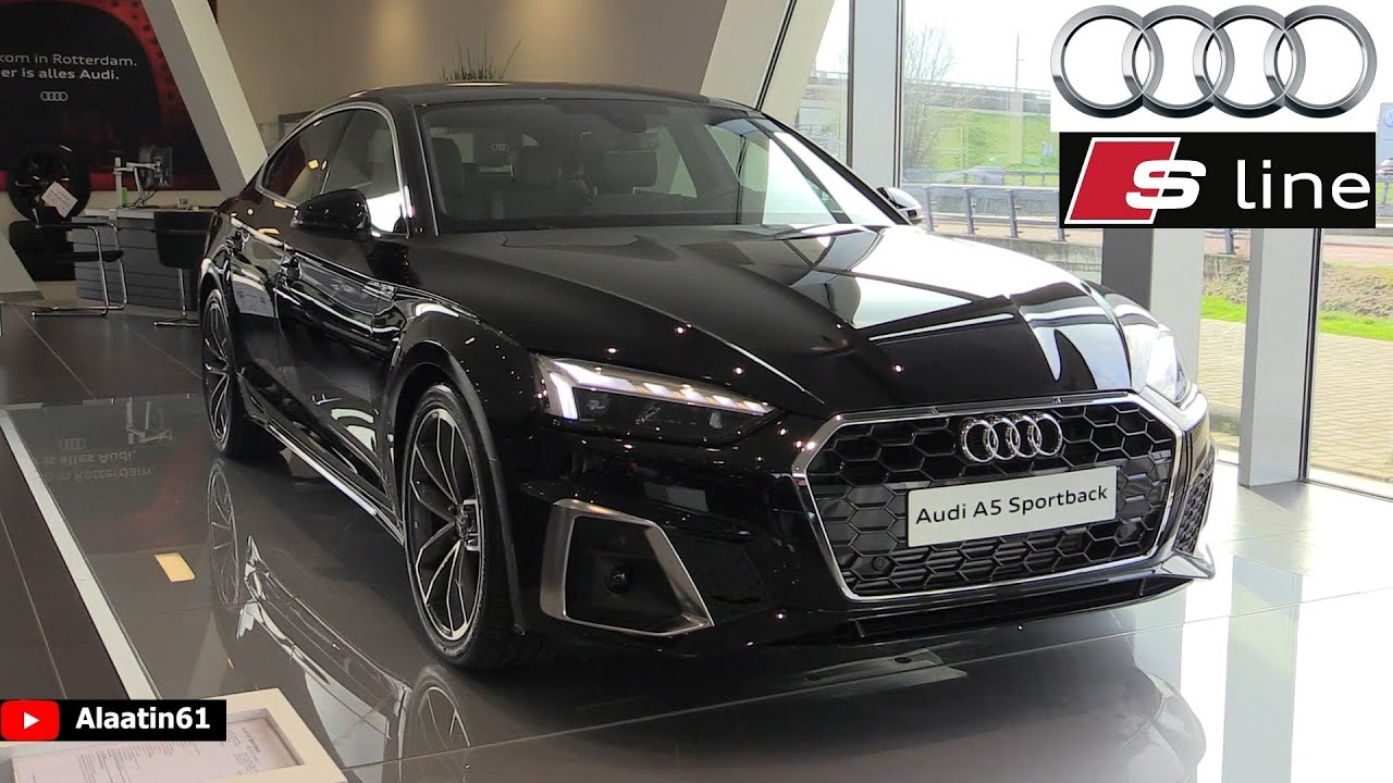 2020/2021 Audi A5 Sportback S Line NEW FULL REVIEW ...