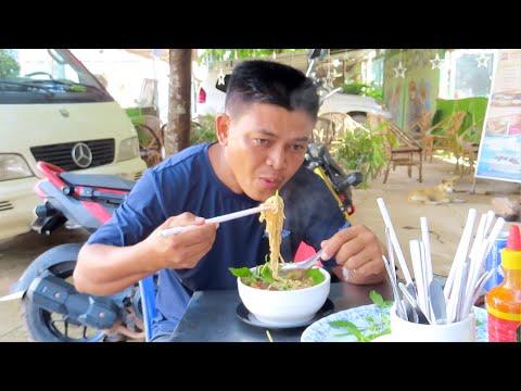 Breakfast At Otres Beach Sihanoukville