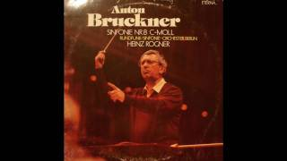 Bruckner - Symphony 8 - 4th movement - Part 1