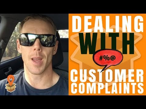 Dealing With Customer Complaints - Dropship Downunder
