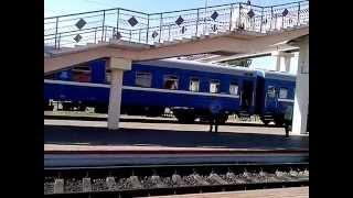 Ж/Д вокзал в Жлобине