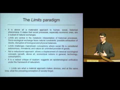 « Philosophies politiques du climat » (Part 2) : Intervention de Pierre Charbonnier
