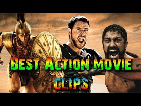 Some of the best action movie scenes and quotes