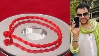 Браслет красная нить (красная веревочка звезд)(знаменитый браслет оберег., 2013-08-30T05:03:02.000Z)