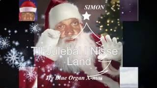 Til Julebal I Nisseland - Simon
