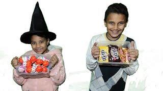 مرام حولت بيض المفاجات و حلوى السكيتلز !!