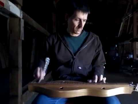 Leaning on the Everlasting Arms - Mountain Dulcimer