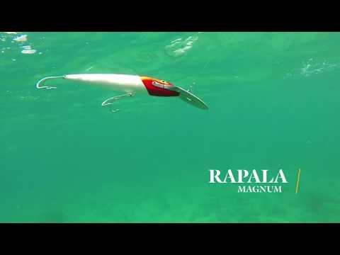 How Lures Swim: Rapala Magnum