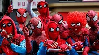 POSZEDŁEM NA BAL PRZEBIERAŃCÓW | SPIDER-MAN PS4 #9